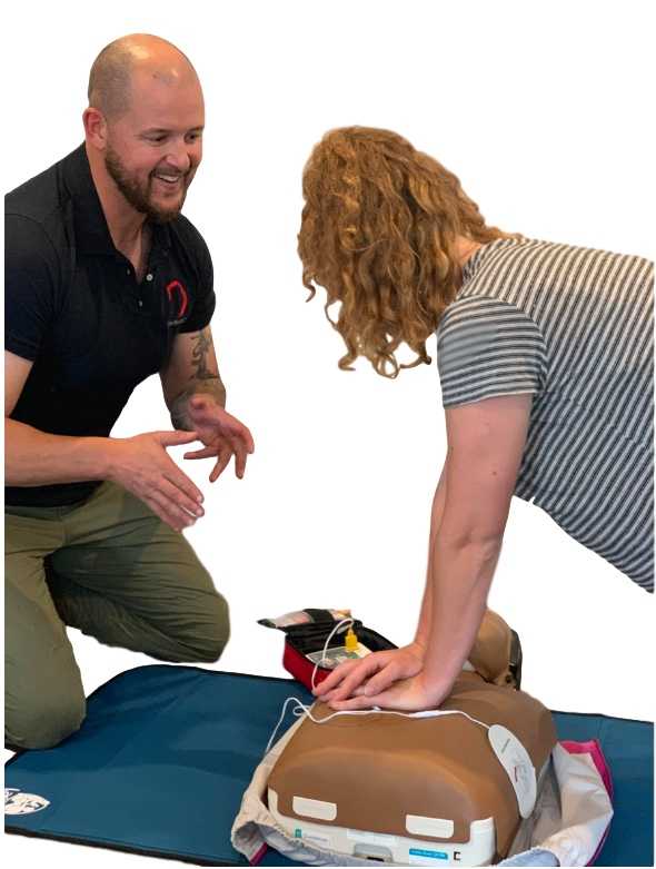 First Aid Trainer - Simon Ritson